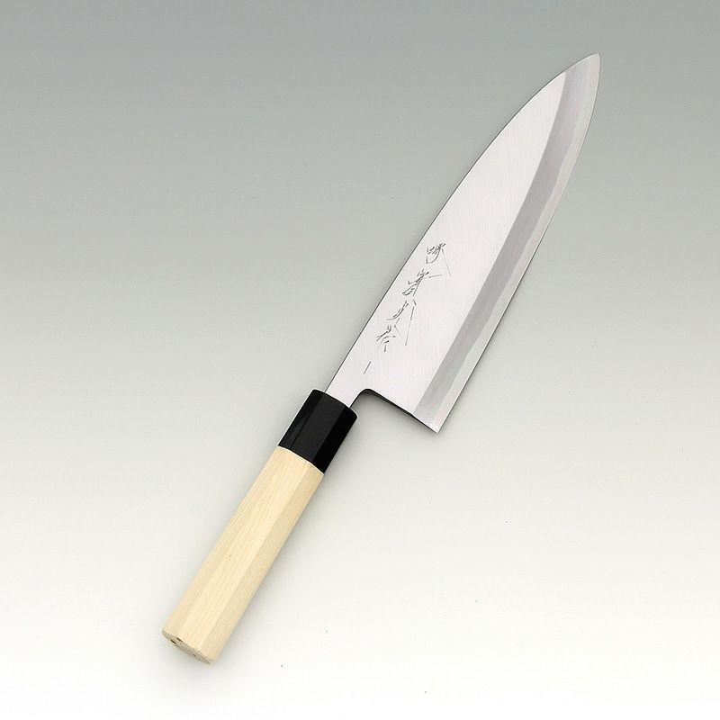 [出刃包丁] 紋鍛 出刃 225mm