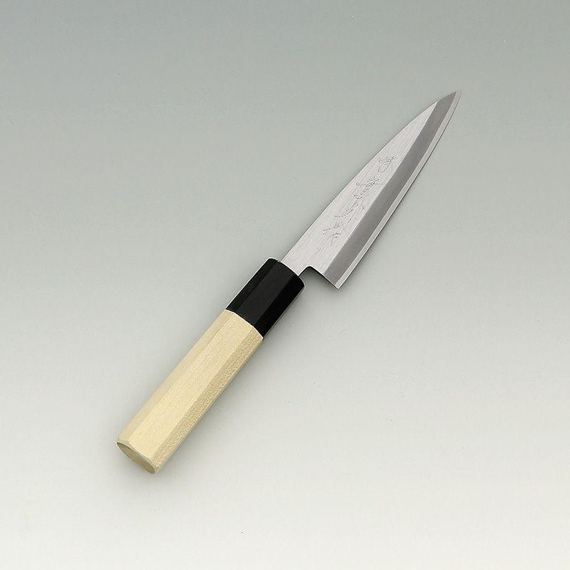 [貝裂包丁] 紋鍛 貝裂 磨 120mm